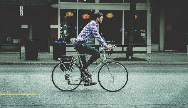 Rower górski do jazdy rekreacyjnej
