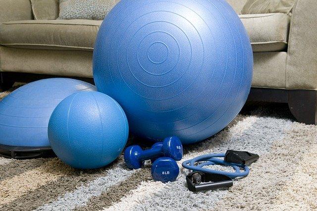 Zacznij ćwiczyć w domu już teraz!